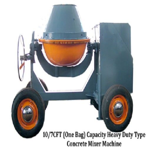 """Heavy Duty Concrete Mixer Machine"""