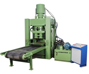 """Automatic Hydraulic Flyash Brick Machine"""